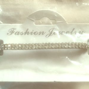 Jewelry - Diamond Tennis Bracelet (Fake diamonds)